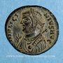 Monnaies Licinius II, césar (317-324). Follis. Cyzique, 6e officine 317-318. R/: Jupiter