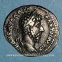 Monnaies Lucius Vérus (161-169). Denier. Rome, 166. R/: Victoire