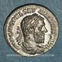 Monnaies Macrin (217-218). Denier. Rome, 218. R/: Macrin