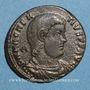 Monnaies Magnence (350-353). Maiorina. Amiens, 351-352. R/: deux Victoires