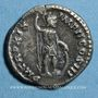 Monnaies Marc Aurèle (161-180). Denier. Rome, 164-165. R/: Mars