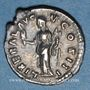 Monnaies Marc Aurèle (161-180). Denier. Rome, 168-169. R/: la Libéralité
