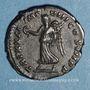 Monnaies Marc Aurèle (161-180). Denier. Rome, 177. R/: Victoire
