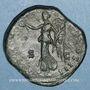 Monnaies Marc Aurèle, auguste (161-180). Sesterce. Rome, 167. R/: Victoire