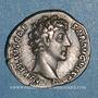 Monnaies Marc-Aurèle, césar (139-161). Denier. Rome, 144. R/: l'Honneur