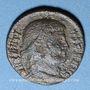 Monnaies Maxence (306-312). 1/3 follis. Rome, 310-311. R/: VOT/ Q.Q./MVL/XX