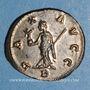 Monnaies Maximien Hercule, 1er règne (286-305). Antoninien. Lyon, 2e officine, 290-291. R/: la Paix