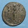 Monnaies Maximien Hercule, 1er règne (286-305). Antoninien. Lyon. 2e officine, 290-292. R/: la Paix