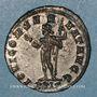 Monnaies Maximien Hercule, 1er règne (286-305). Antoninien. Rome, 3e officine 286-293. R/: Jupiter
