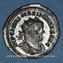 Monnaies Maximien Hercule, 1er règne (286-305). Antoninien. Ticinum, 1ère officine, 293-294. R/: Jupiter