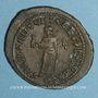 Monnaies Maximien Hercule, 1er règne (286-305). Follis. Carthage, 2e officine. 299-303. R/: Carthage