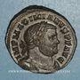 Monnaies Maximien Hercule, 1er règne (286-305). Follis. Londres, 303-3050. R/: Génie
