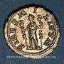Monnaies Maximin I Thrax (235-238). Denier. Rome, 235-236. R/: la Fidélité militaire debout à gauche