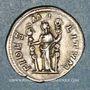 Monnaies Maximin I Thrax (235-238). Denier. Rome, 235-236. R/: la Fidélité militaire