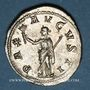 Monnaies Maximin I Thrax (235-238). Denier. Rome, 235-236. R/: la Paix debout à gauche