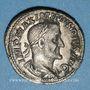Monnaies Maximin I Thrax (235-238). Denier. Rome, 235-236. R/: la Paix