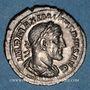 Monnaies Maximin I Thrax (235-238). Denier. Rome, 235-236. R/: la Providence debout à gauche