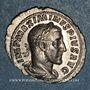 Monnaies Maximin I Thrax (235-238). Denier. Rome, 235-236. R/: la Santé