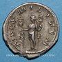 Monnaies Maximin I Thrax (235-238). Denier. Rome, 236-238. R/: la Fidélité militaire