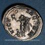 Monnaies Maximin I Thrax (235-238). Denier. Rome, 236-238. R/: Victoire debout à gauche