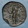 Monnaies Maximin I Thrax (235-238). Sesterce. Rome, 235. R/: Mars