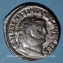 Monnaies Maximin II Daza, césar (305-308). Follis. Antioche, 1e oficine 300-301. R/: Génie