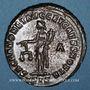 Monnaies Maximin II Daza, césar (305-308). Follis. Siscia, 1ère officine, 300. R/: la Monnaie