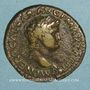 Monnaies Néron (54-68). As. Rome, 66. R:/ Victoire