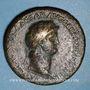 Monnaies Néron (54-68). Sesterce. Rome, 64. R/: Cérès assise à gauche