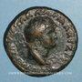 Monnaies Néron (54-68). Sesterce. Rome, 65. R/: Rome