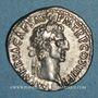 Monnaies Nerva (96-98). Denier. Rome, 97. R/: la Liberté
