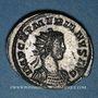 Monnaies Numérien (283-284). Antoninien. Lyon, 2e officine, 283-284. R/: la Paix debout à gauche