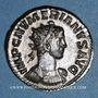Monnaies Numérien (283-284). Antoninien. Lyon, 3e officine, 283-284. R/: Mars marchant à droite