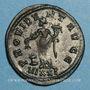 Monnaies Numérien (283-284). Antoninien. Ticinum, 6e officine, 283. R/: la Providence