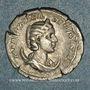 Monnaies Otacilie, épouse de Philippe I. Antoninien. Rome, 244-245. R/: la Piété