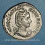 Monnaies Otacilie, épouse de Philippe I. Antoninien. Rome, 244-245. R/: la Pudeur