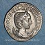 Monnaies Otacilie, épouse de Philippe I. Antoninien. Rome, 245-247. R/: la Concorde
