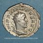 Monnaies Philippe I (244-249). Antoninien. Rome, 1ère officine, 248. R/: Mars