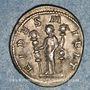 Monnaies Philippe I (244-249). Antoninien. Rome, 244-245. R/: la Félicité