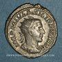 Monnaies Philippe I (244-249). Antoninien. Rome, 244-245. R/: la Paix