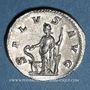 Monnaies Philippe I (244-249). Antoninien. Rome, 244-245. R/: la Santé debout à gauche