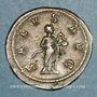 Monnaies Philippe I (244-249). Antoninien. Rome, 244-245. R/: la Santé
