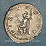 Monnaies Philippe I (244-249). Antoninien. Rome,  244-245. R/: la Valeur