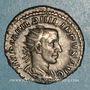 Monnaies Philippe I (244-249). Antoninien. Rome, 244-245. R/: Victoire