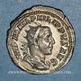 Monnaies Philippe I (244-249). Antoninien. Rome, 245-247. R/: l'Equité
