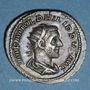 Monnaies Philippe I (244-249). Antoninien. Rome, 245. R/: la Libéralité debout à gauche
