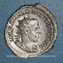 Monnaies Philippe I (244-249). Antoninien. Rome, 245. R/: Victoire