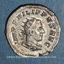 Monnaies Philippe I (244-249). Antoninien. Rome, 247. R/: la Félicité