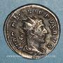 Monnaies Philippe I (244-249). Antoninien. Rome, 247. R/: légende dans une couronne