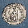 Monnaies Philippe I (244-249). Antoninien. Rome, 247. R/: Rome assise à gauche